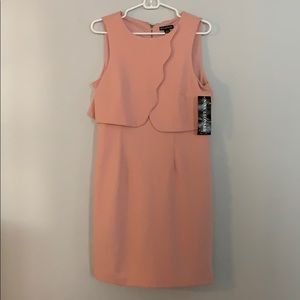 Nordstrom Rack pink blush tank dress
